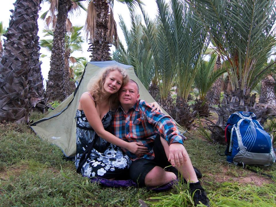 Meie palmisalus Tenerifel
