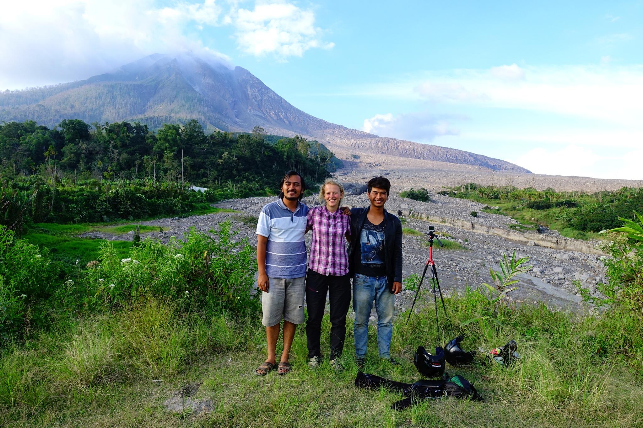 Lemmik vulkaan & Sumatralt Eestisse